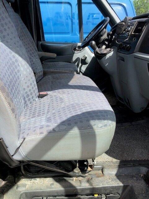 Toyota, HiAce, 2,5 D-4D 102 kort