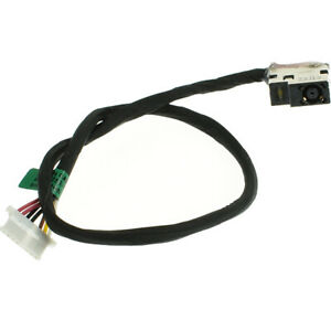 DC-Jack-Power-Cable-for-Hp-17-s143cl-17-s151nr-Envy-Wire-Socket-Connector