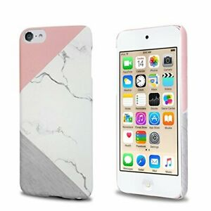 J West Ipod Touch 6th Generation Case Itouch 5 6 Case Unique Marble Design Pink Ebay