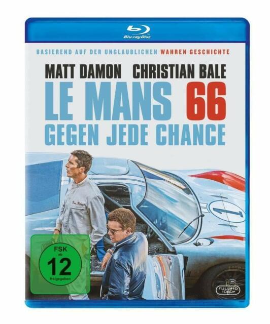 Le Mans 66 - Gegen jede Chance (2019) Blu-ray NEU OVP Bluray