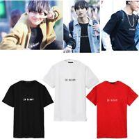 KPOP BTS T-Shirt Bangtan Boys New Ablum IN Bloom Tshirt Jimin Jin Suga V Tee