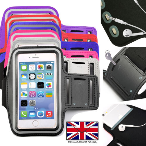 Exercice Gym Sport Course Imperméable Étui Brassard 4 Huawei Modèles Cases, Covers & Skins Cell Phones & Accessories