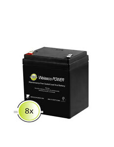 SUA2200RM2U Compatible Replacement Battery Kit APC Smart-UPS 2200 Rack Mount
