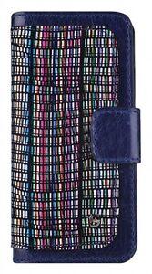 Handyklapptasche-Cover-Etui-Huelle-Tasche-Case-Fuer-iPhone-5-Past-Genau-Neu