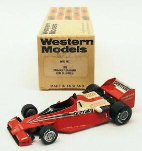 Western-MODELS-1-43-scale-model-car-wrk14x-1978-Parmalat-Brabham-bt46-S-Africa