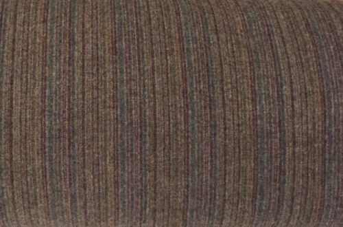 "HAND DYED RUG HOOKING WOOL Mill-Dyed APPLIQUE /""OLD SMOKEY STRIPE/"" YARDAGE"