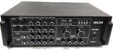 Vocal-star vs250a Amplificador Mezclador Inc Bluetooth Para Karaoke Pa Dj kJ Usb Sd Mp3