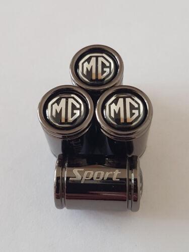 MG Black Top Sport Titanium Deluxe in Lega Valvola Polvere Tappi tutti i modelli MG3 GS ZT