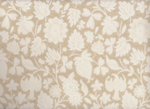 Details About 19thc Colonial Early American Victorian Floral Historic Reproduction Wallpaper