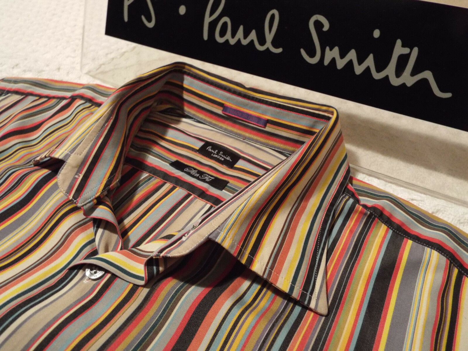 PAUL SMITH  Herren Shirt