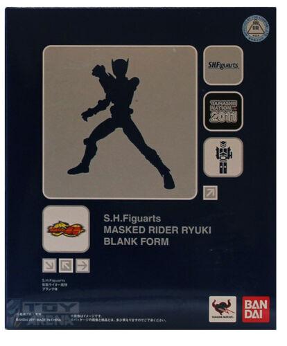Figuarts Kamen Rider Ryuki Blank Body Form Exclusive Tamashii Nations 2011 S.H