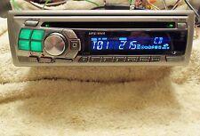 Alpine CDA-9826 CD /MP3 Player, In Dash Receiver,
