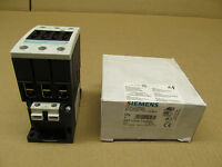 1 Siemens 3rt1035-1ag60 3rt10351ag60 Contactor 40 Amp 110 Vac Non Reversing