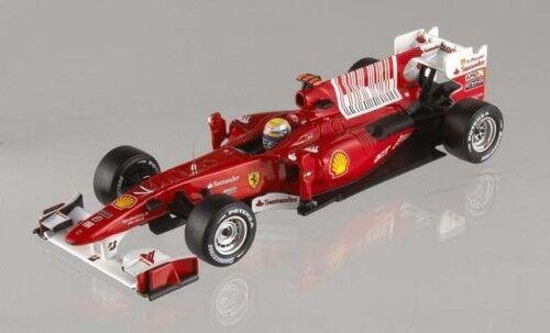 1 FERRARI F10 BAHRAIN GP MASSA 2010 1 43 MATTEL RACING