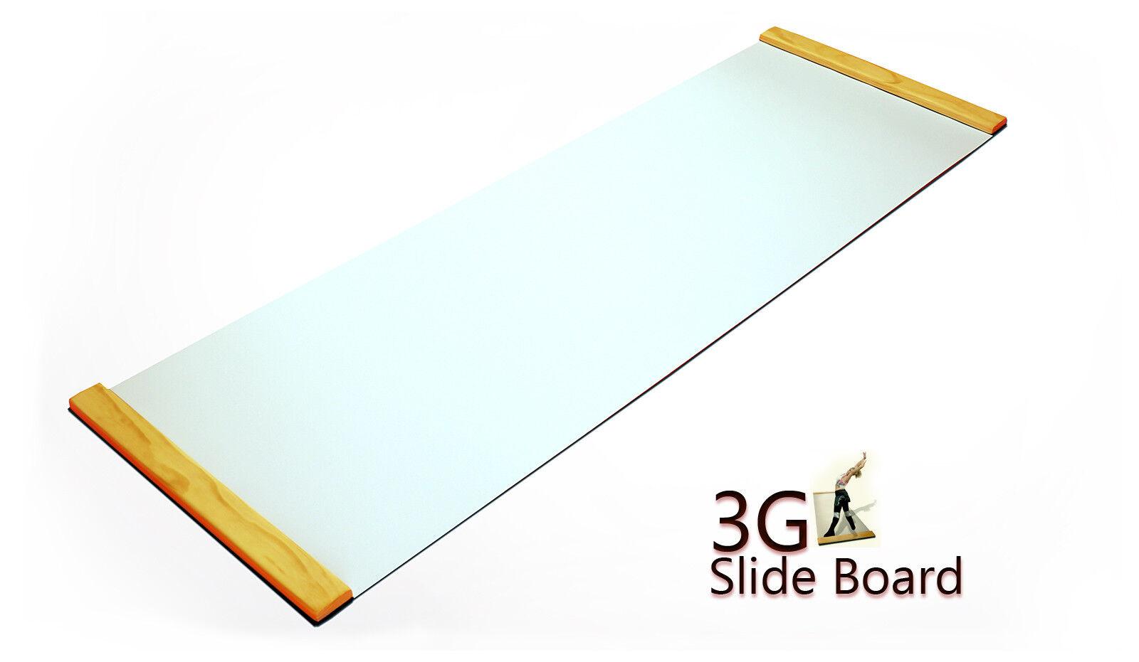 3g Premium Grueso diapositiva Board 6 Pies X 2 Pies Nuevo