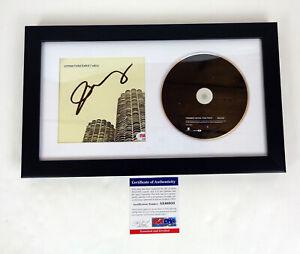 Jeff-Tweedy-Wilco-Signed-Autograph-Yankee-Hotel-Foxtrot-CD-Framed-PSA-DNA-COA
