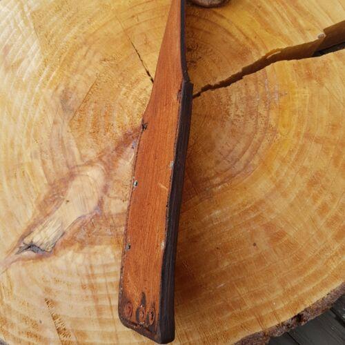 environ 5.08 cm Large Ciseau à bois Carpenter artisans Handmade fourreau en cuir pour 2 in
