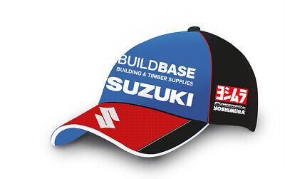 SchöN Suzuki Team Bsb Bsb Team Cap