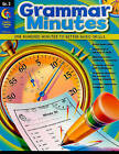 Grammar Minutes Gr. 2 by Carmen S Jones (Paperback / softback, 2003)