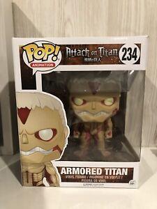 Animation-Attack-On-Titan-Armored-Titan-Not-Sealed-Funko-Pop-Vinyl