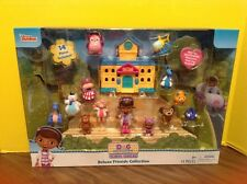 Doc McStuffins Toy Hospital Deluxe Friends Collection 13 Figures & Hospital