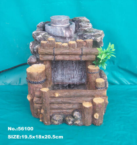 Feng Shui Water Fountain with Running Grinder