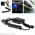 12V Blue LED Display Auto Vehicle Car Turbo Timer Device Black Pen Control Unit