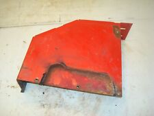 1979 International Ih 1486 Tractor Hydraulic Lever Shift Plate Mount Guide