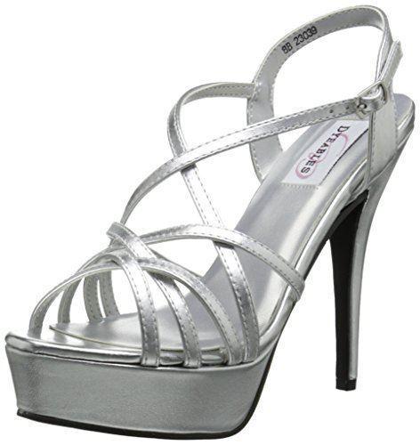 Dyeables, Dyeables, Dyeables, Inc Women's Cali Platform Sandal 07f9cd