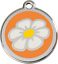 RED-DINGO-DAISY-Engraved-Dog-Cat-ID-identity-Tags-discs-ALL-COLOURS-1DA thumbnail 10