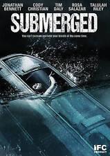 Submerged,Excellent DVD, Tim Daly, Talulah Riley, Steven C. Miller