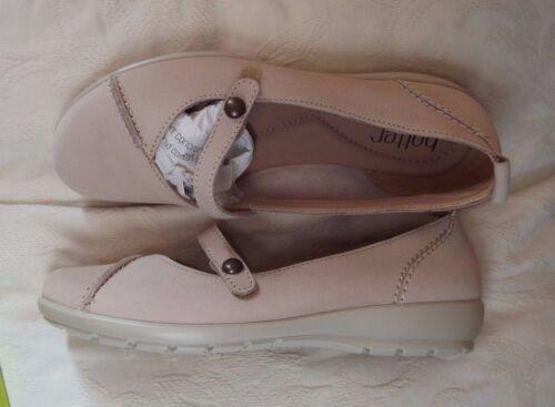 Hotter Bnib Taupe Soft 5 5 Nubuck Shoes Size zFaAqw