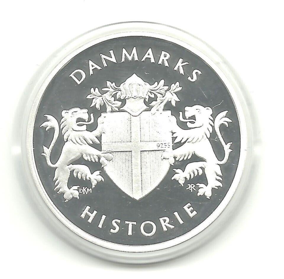 Danmark, medaljer