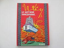 NIKY T2 EO1986 TBE/TTBE LE HUITIEME SARCOPHAGE