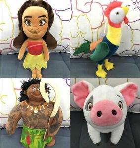 8-034-Disney-Movie-Moana-Maui-Heihei-Pet-Pig-Pua-Plush-Doll-Stuffed-Toy-Kids-Gift