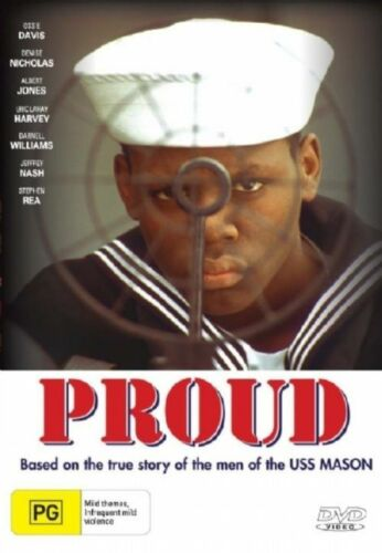 1 of 1 - Proud (DVD, 2006)