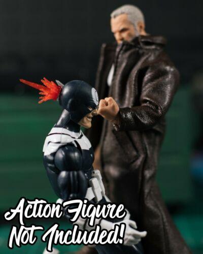 Effets seulement Marvel legends Blood Shot 3 Pack ACTION FIGURE 1//12