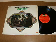 SANDY COAST : SELF TITLED (superstarshine vol.12) - HOLLAND LP 1972 - POLYDOR