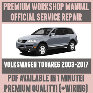 Workshop manual service repair guide for volkswagen touareg 2003 image is loading workshop manual service amp repair guide for volkswagen swarovskicordoba Image collections