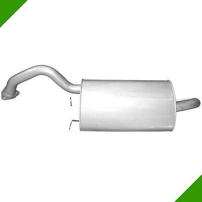 fits 1999-2003 Galant 2.4L muffler resonator pipe exhaust system kit