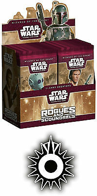 """Star Wars /""""Battle of Yavin/"""" Sealed 11-Card Booster Pack WOTC X1"""