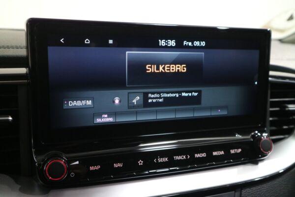 Kia Ceed 1,6 PHEV Upgrade+ SW DCT billede 16