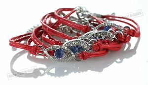 7-Red-Evil-Eye-woman-Bracelets-STRING-Kabbalah-Lucky-Charm-Protection-Jewelry