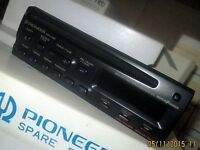 Pioneer Deh 720 Faceplate ... . Free Shipping