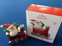 Christmas Countdown (w-santa) - 2014 Hallmark Keepsake Christmas Ornament In Box