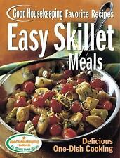 Easy Skillet Meals Good Housekeeping Favorite Recipes: Delicious One-Dish Cooki
