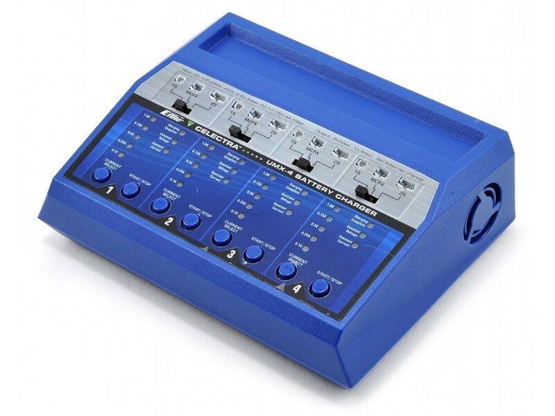 E-Flite Ultra Micro - 4, 4x9w, ac cargador de baterías, UE