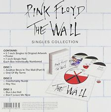 "PINK FLOYD THE WALL 3 X 7"" VINYL SINGLE COLLECTION RECORD STORE DAY EXCLUSIVE"