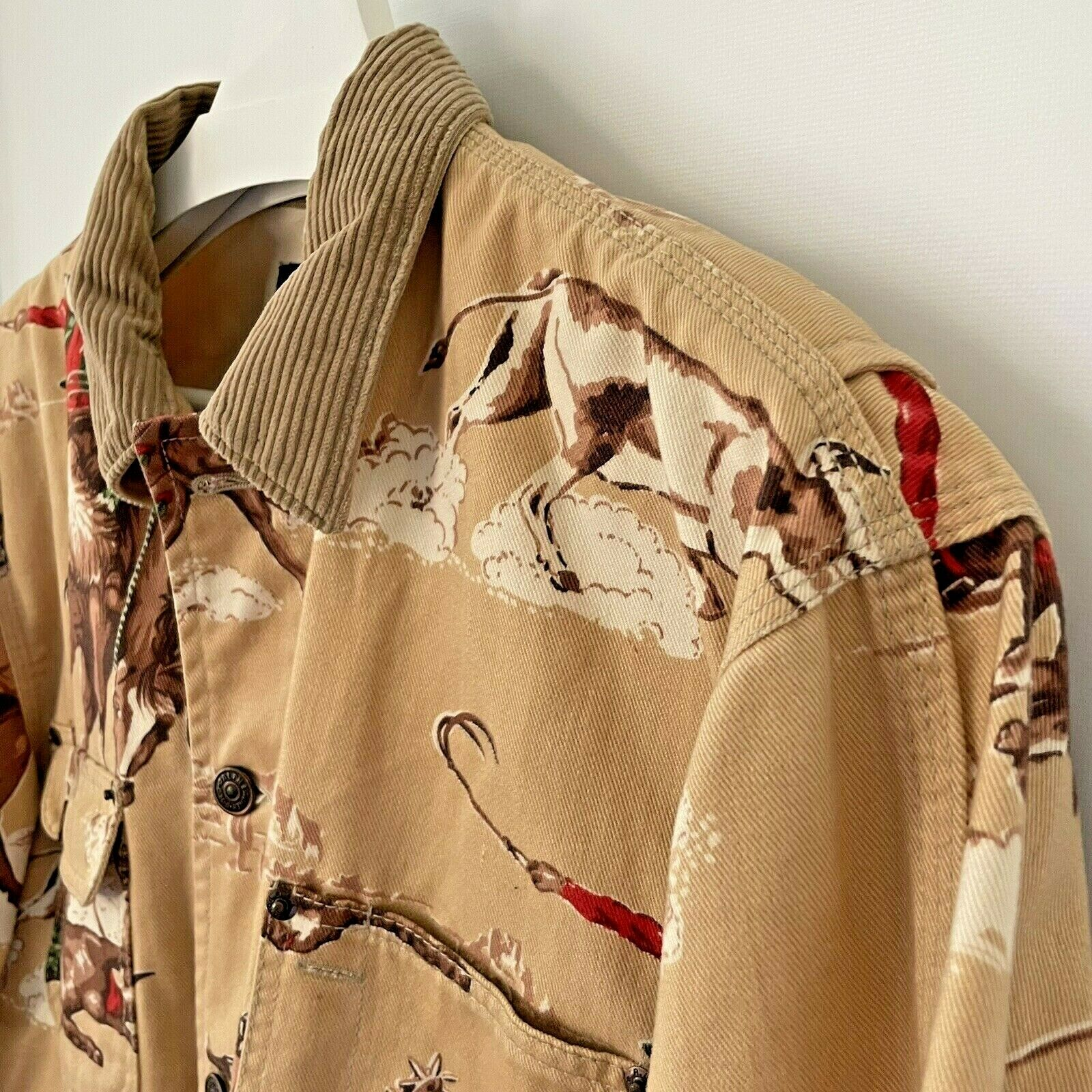 VTG Ralph Lauren Rodeo Country Western Cowboy Wom… - image 7