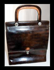 GOLDPFEIL Studio LUXUS Handtasche LEDER Ledertasche ABENDTASCHE Damentasche 1A